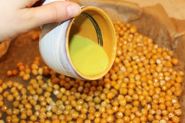 how to make wasabi paste from powder