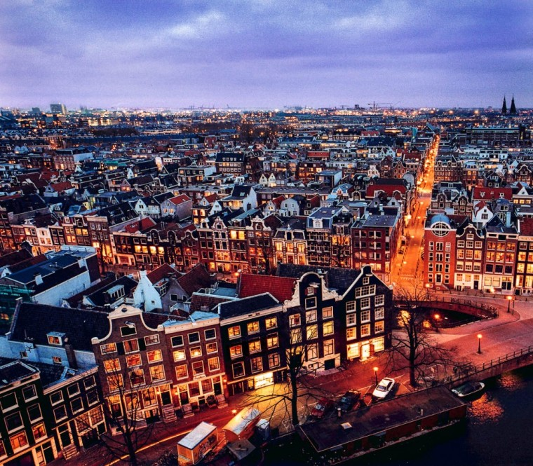 The Beautiful Amsterdam