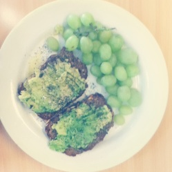 I've been eating avocado toast on the daily. An easy and delicious summer obsession!