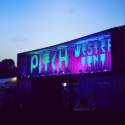 Pitch festival was another awesome musical adventure this summer - my first festival! Bonobo and Disclosure stole the show. Some great beats to dance to.