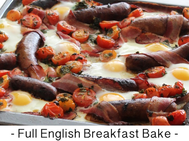 how to cook a full english breakfast