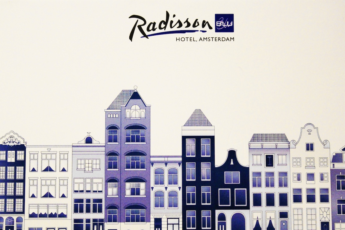 An Evening At The Radisson Blu Hotel Amsterdam