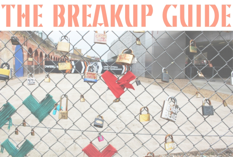 THE BREAKUP GUIDE