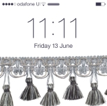 11.11 on Friday the 13th.