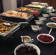 Thanksgiving on Sid Lee Day.