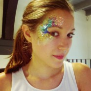 The day Emily started calling me glitter princess.