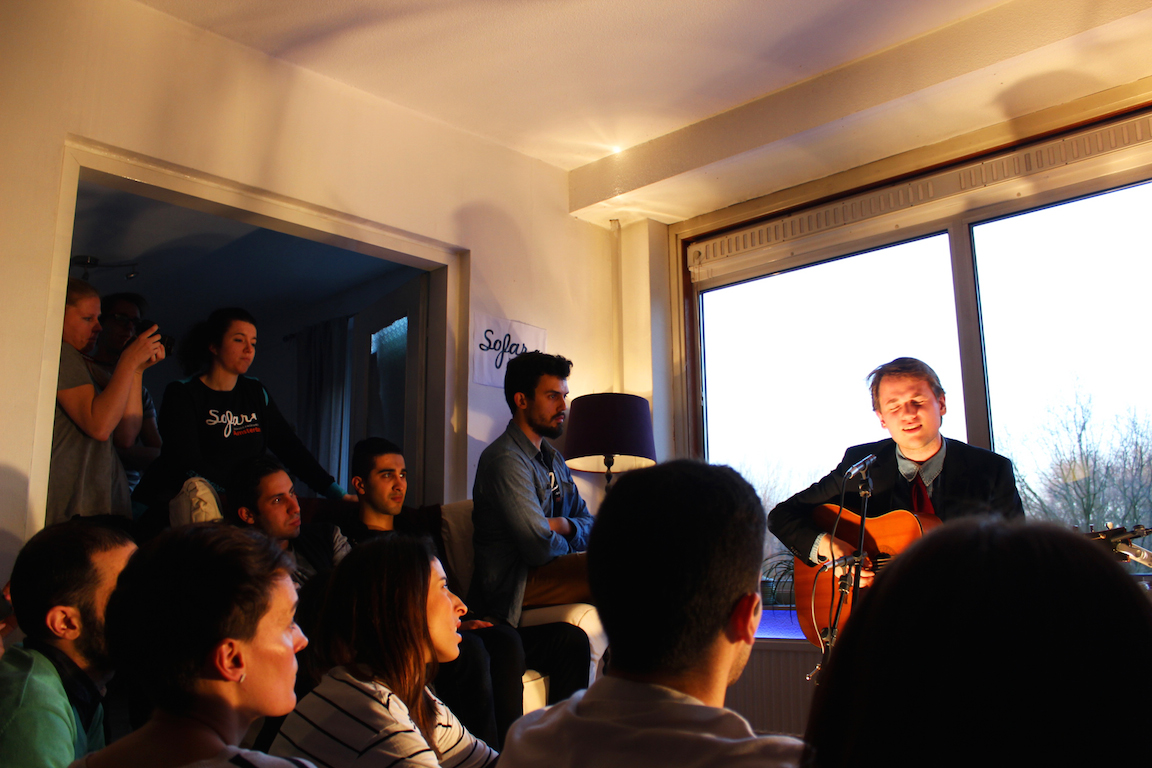 Sofar Sounds, Amsterdam