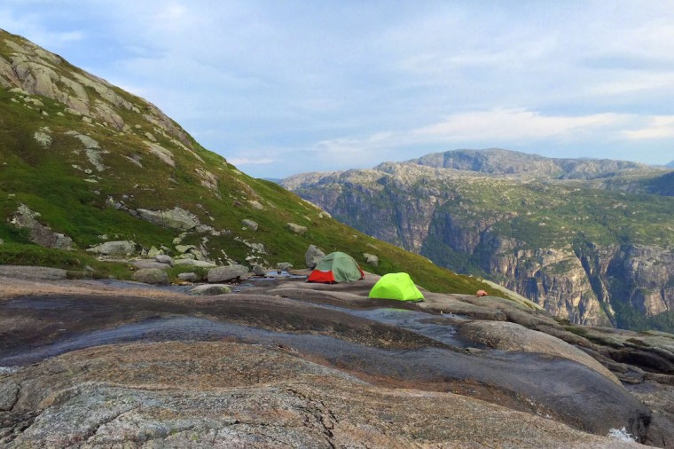 Norway Camping Tents