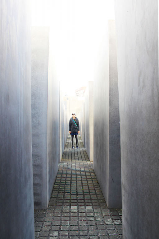 Holocaust memorial copy