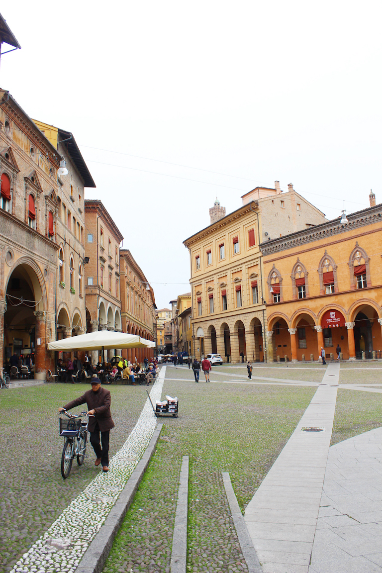 My 30th Birthday Part 1: Bologna, Italy