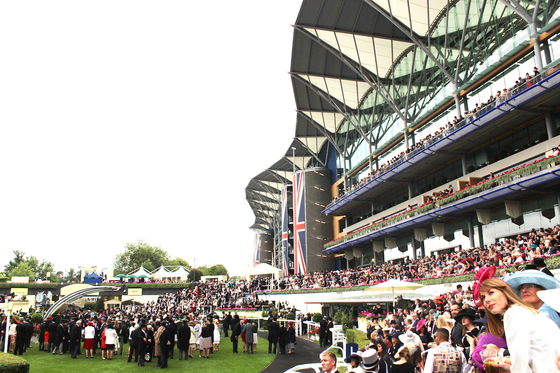 Bubbles & The Royal Ascot, UK