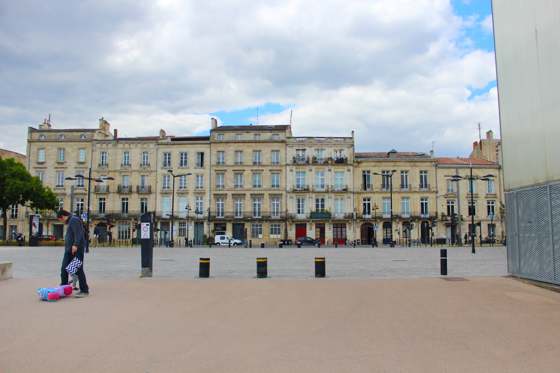 Part 1: Bordeaux, France