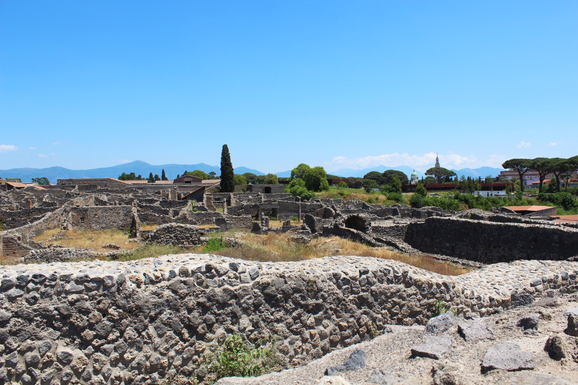 Pompeii, Italy